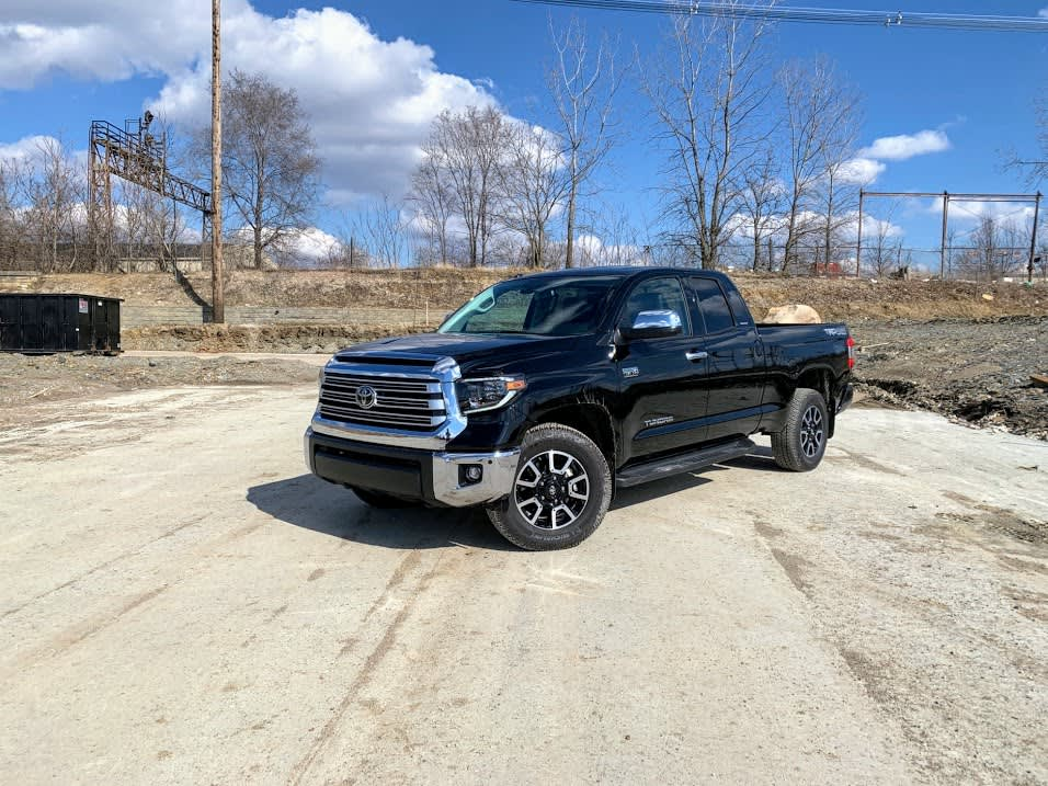 Review The 2019 Toyota Tundra Pickup Fails To Impress