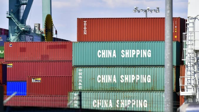 China lowers trade barriers for other countries amid U S