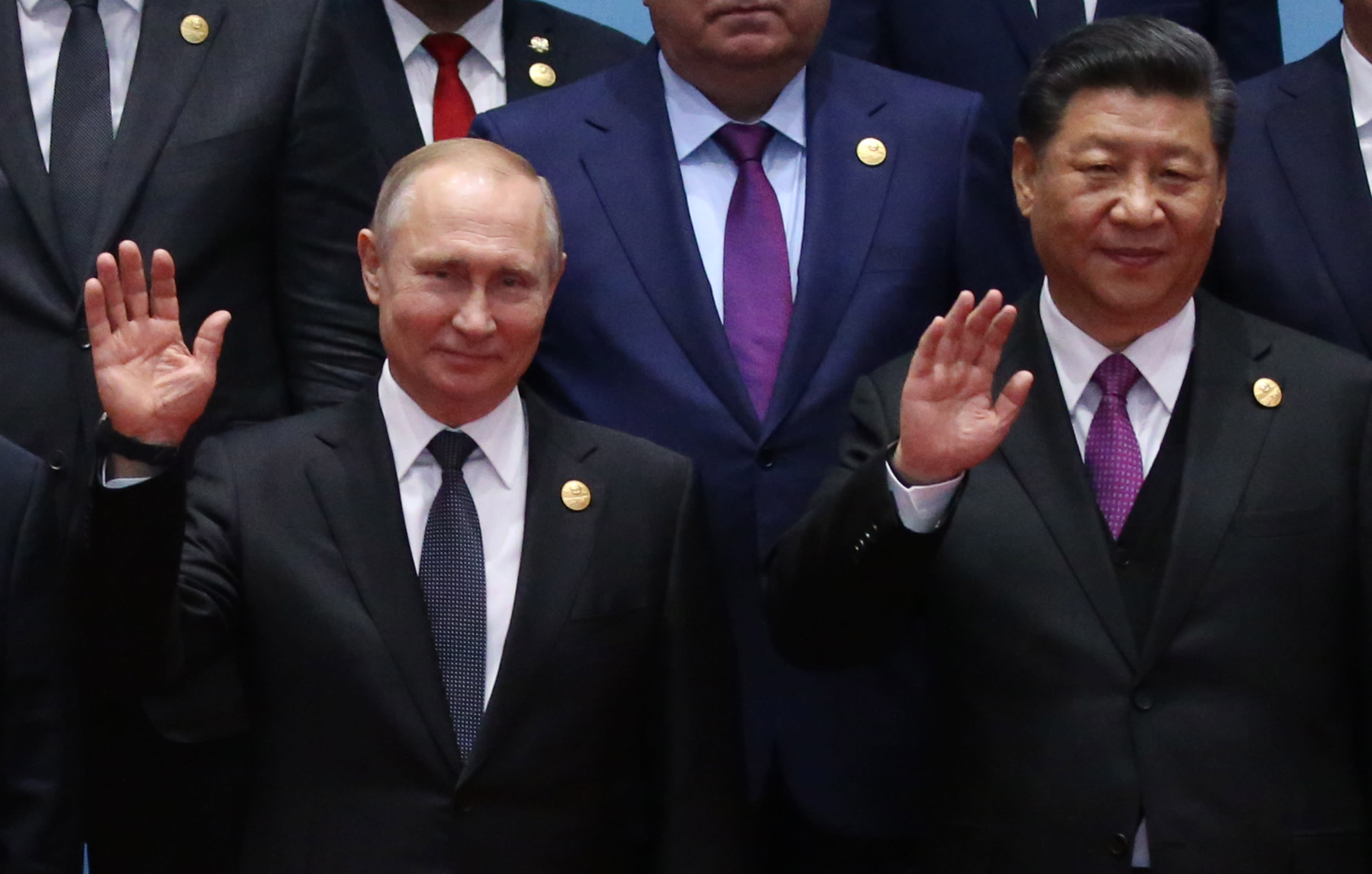 A US detente with China and Russia would boost the world economy