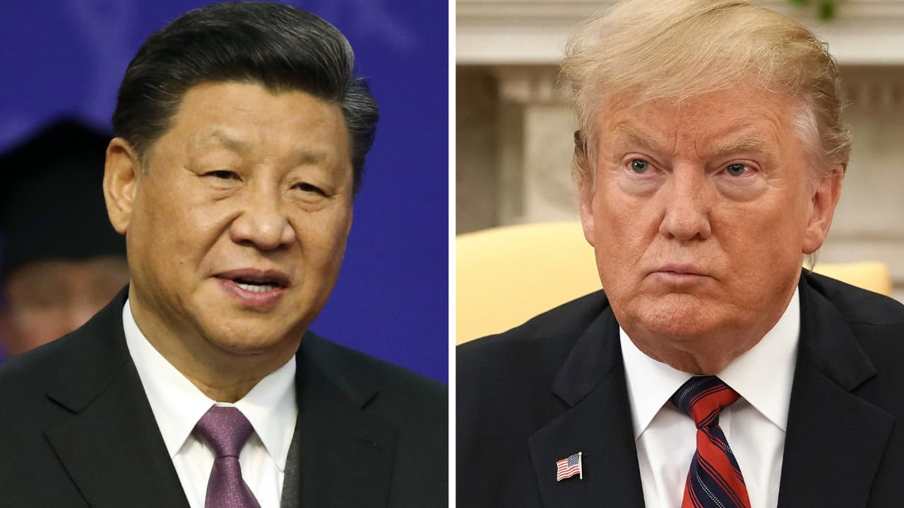 Chuck Schumer urges Trump to 'hang tough on China' after latest tariff threat while other top Democrats are quiet