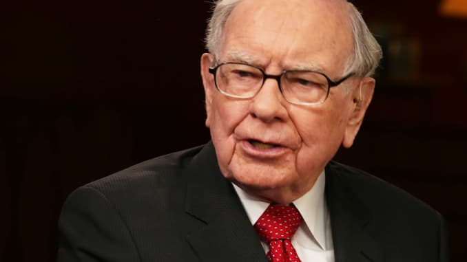 CNBC: Warren Buffett 190506 4