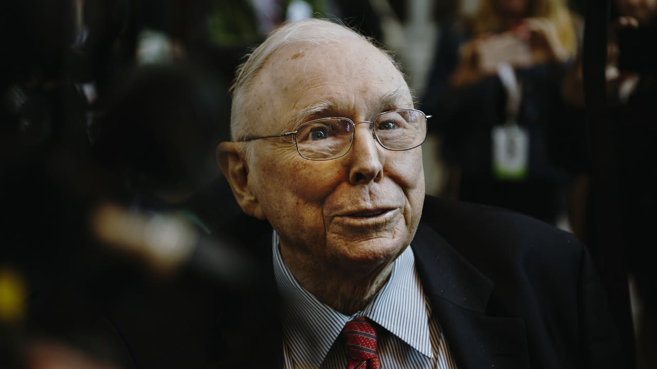 Charlie Munger: Be afraid when a democracy thinks it can print money to solve all its problems