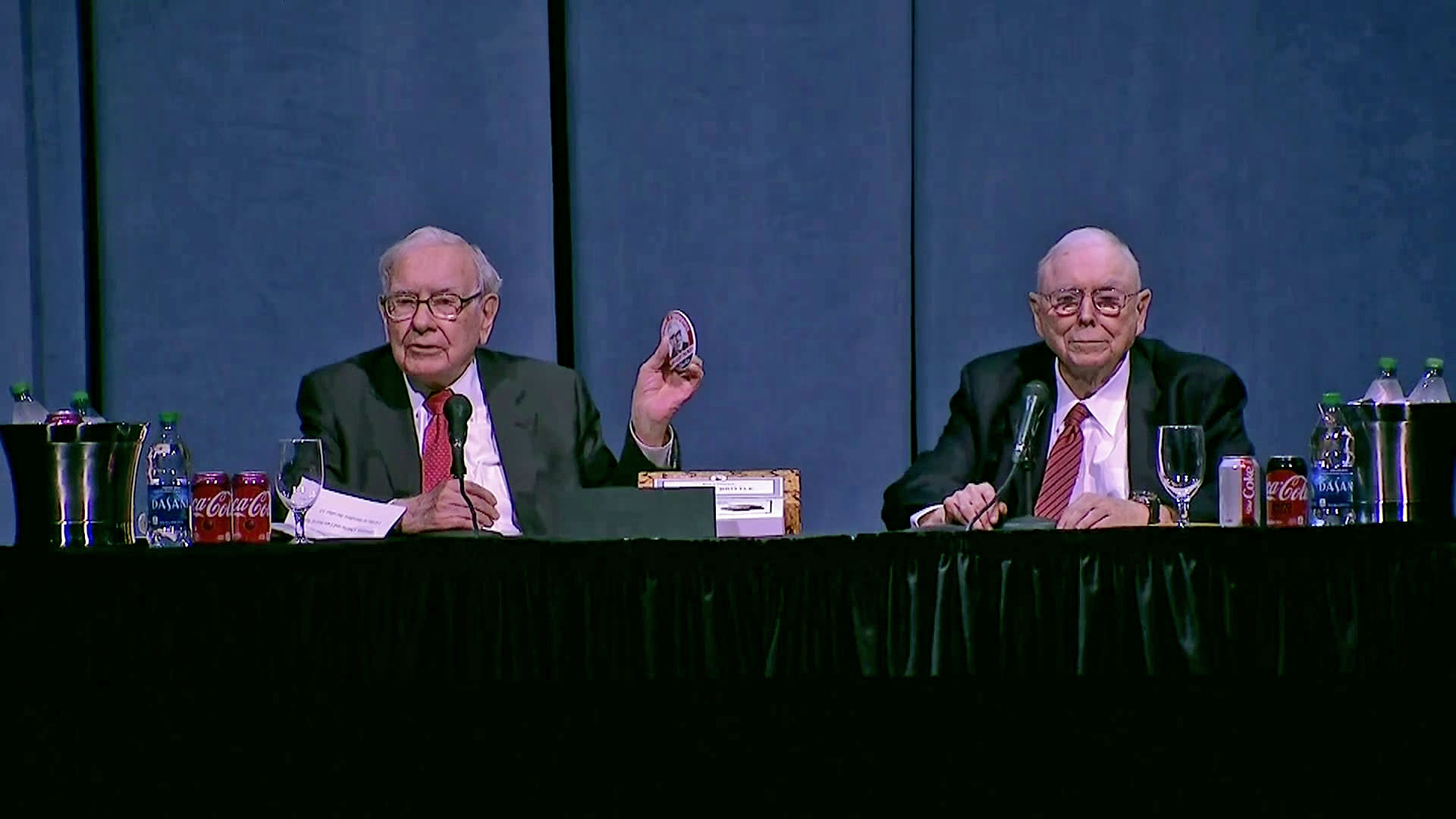 Morning Session - 2019 Berkshire Hathaway Annual Meeting