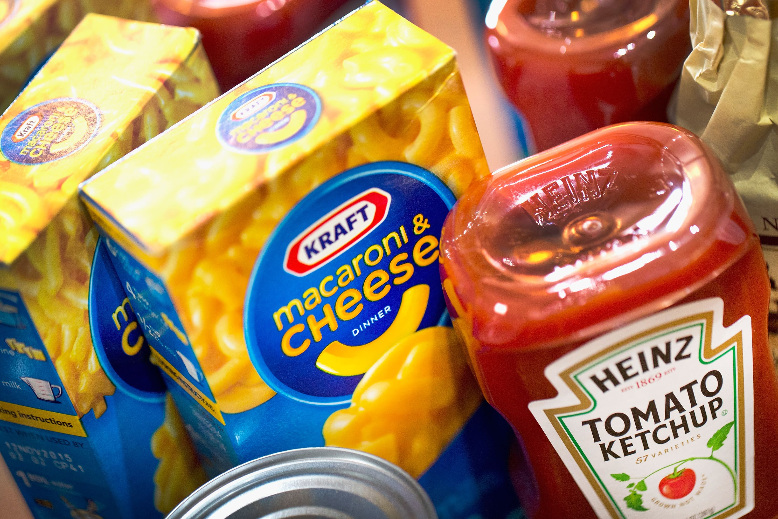 Goldman downgrades Kraft Heinz to sell, says the recent rally won't last