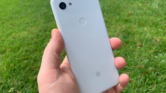 CNBC Tech: Pixel 3a XL review 7