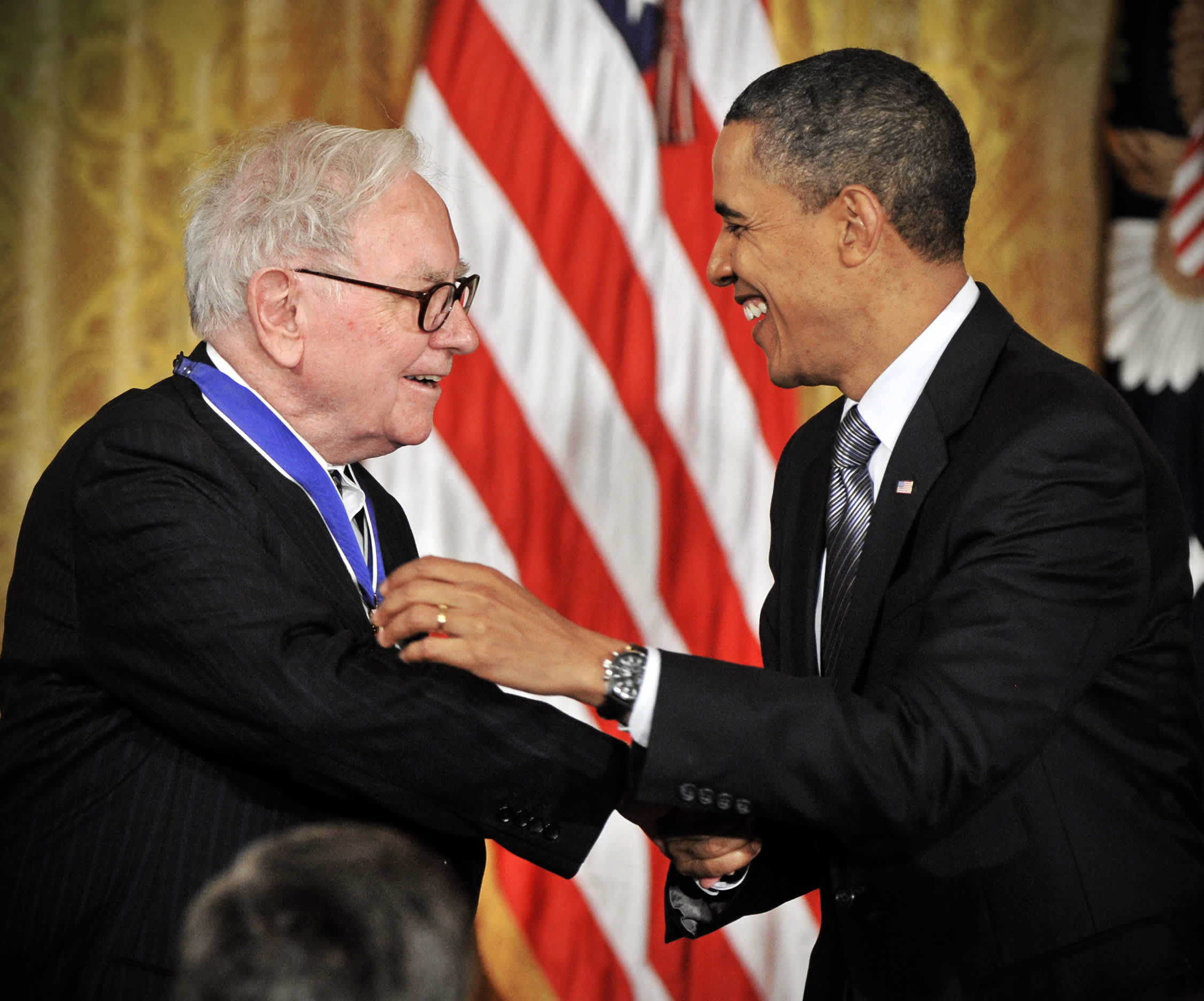 Warren Buffett and Barack Obama both recommend this book, which Buffett calls 'sensational'