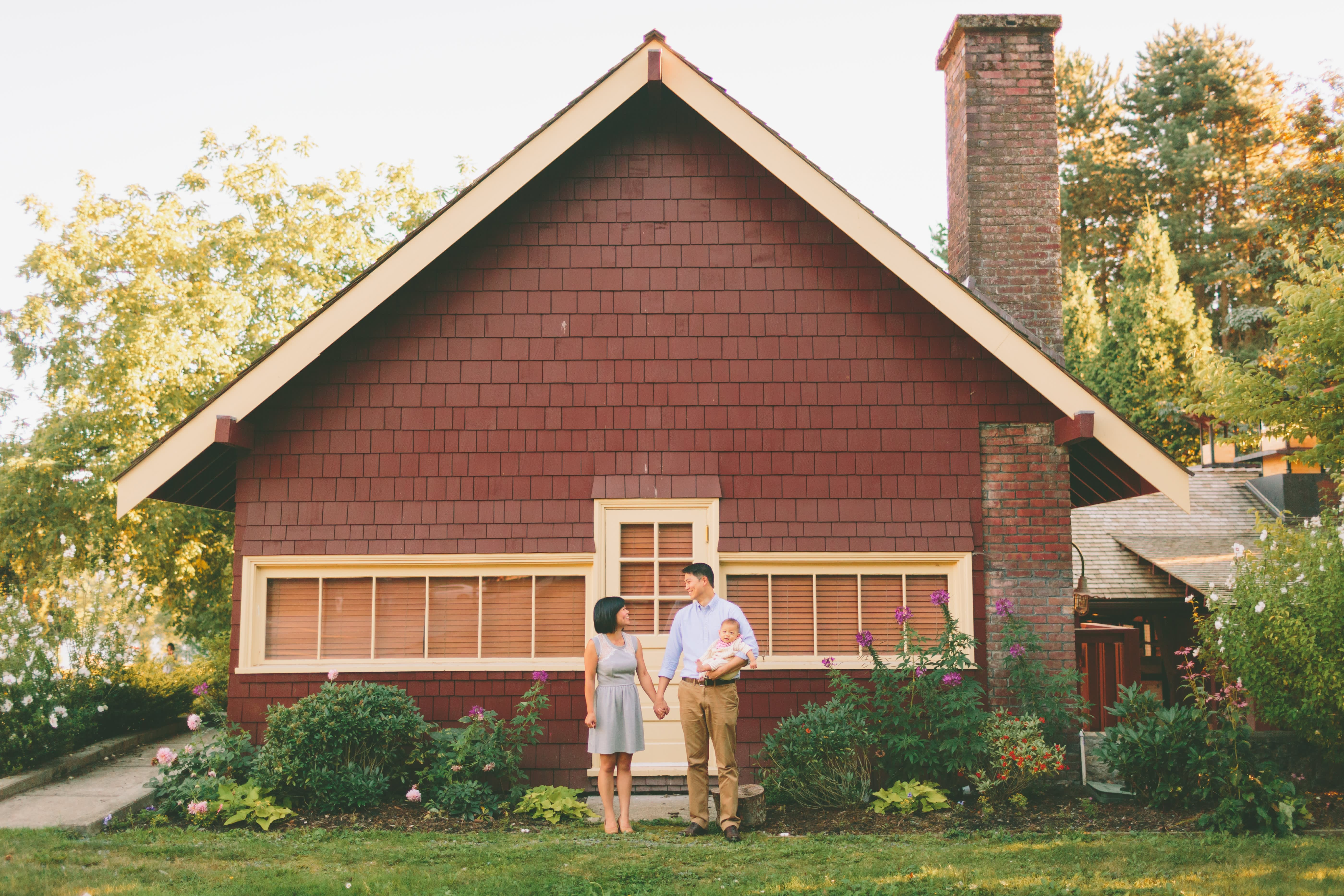 Living with your parents to save money might dim your chances of becoming a homeowner