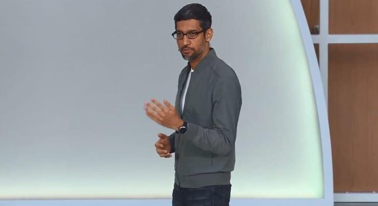 CNBC Tech: Sundar Pichai Google IO 2019