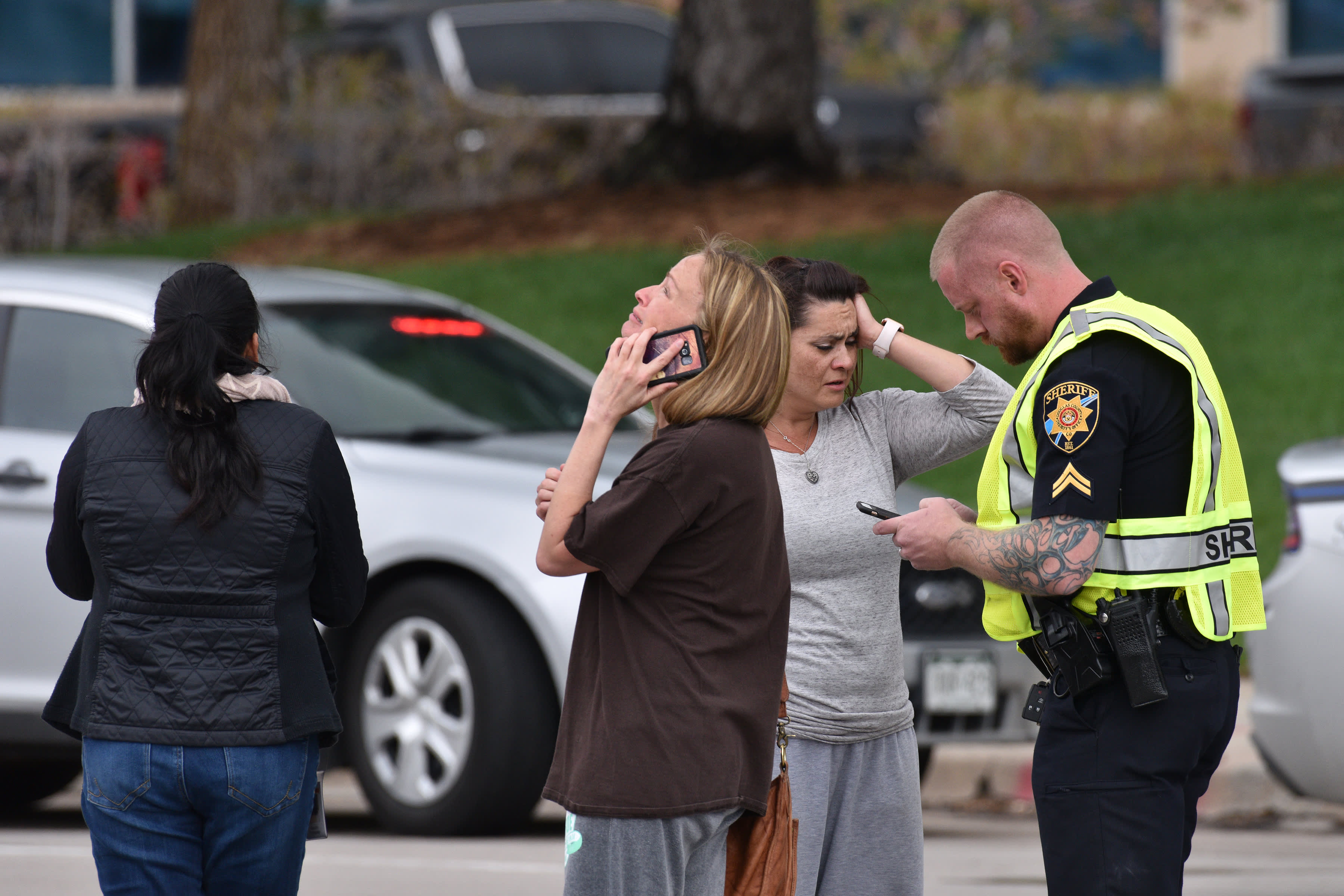 denver school shooting 2020