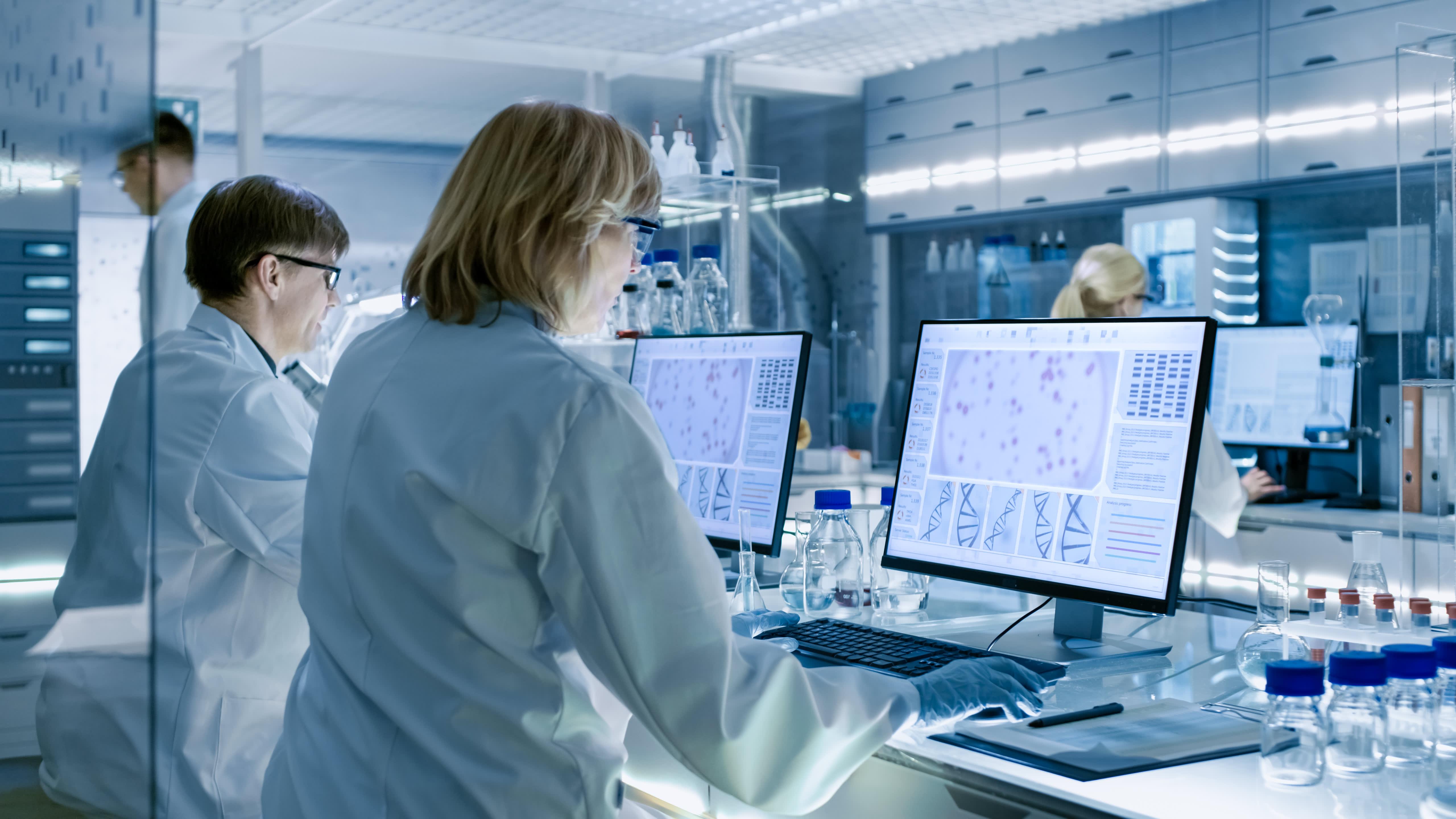 For $600 Veritas Genetics sequences 6 4 billion letters of