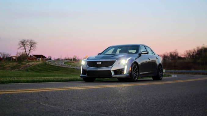 Who Makes Cadillac >> Review Cadillac S 100 000 2019 Cts V Sports Sedan Gives