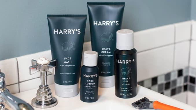 harry's shave club best men's grooming subscription