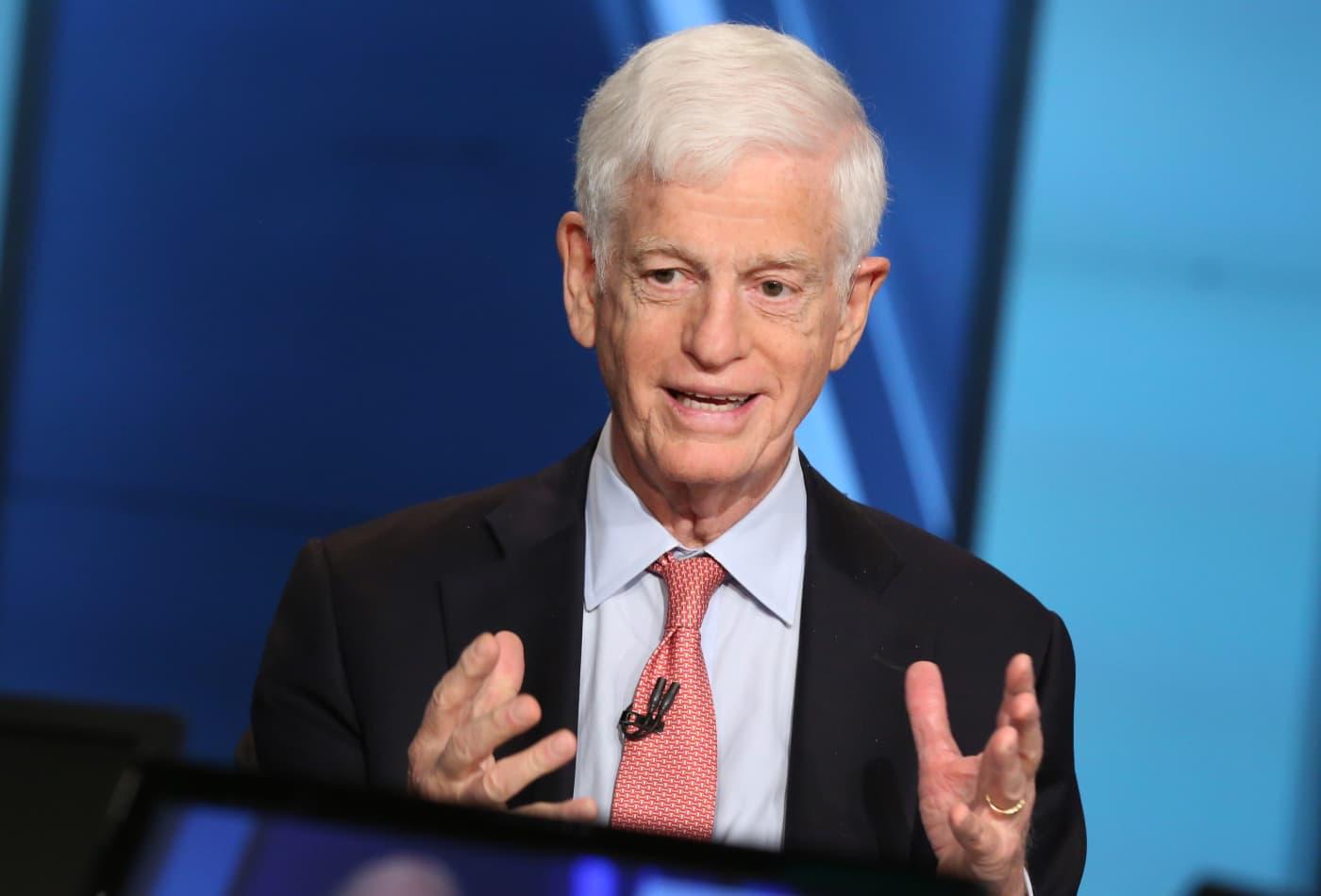 Mario Gabelli sees 'extraordinarily good' U.S. economic growth in 2021