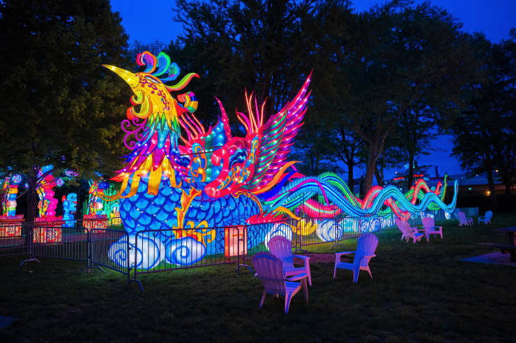 H/O: Chinese Lantern Festival, Philadelphia