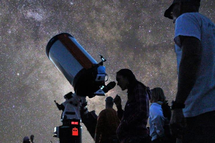 H/O: Star Party at Grand Canyon National Park