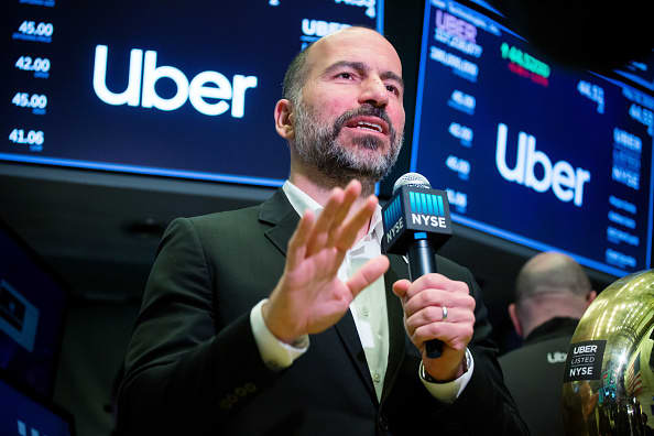 Uber's first earnings reports: Investors are looking for signs it can become profitable