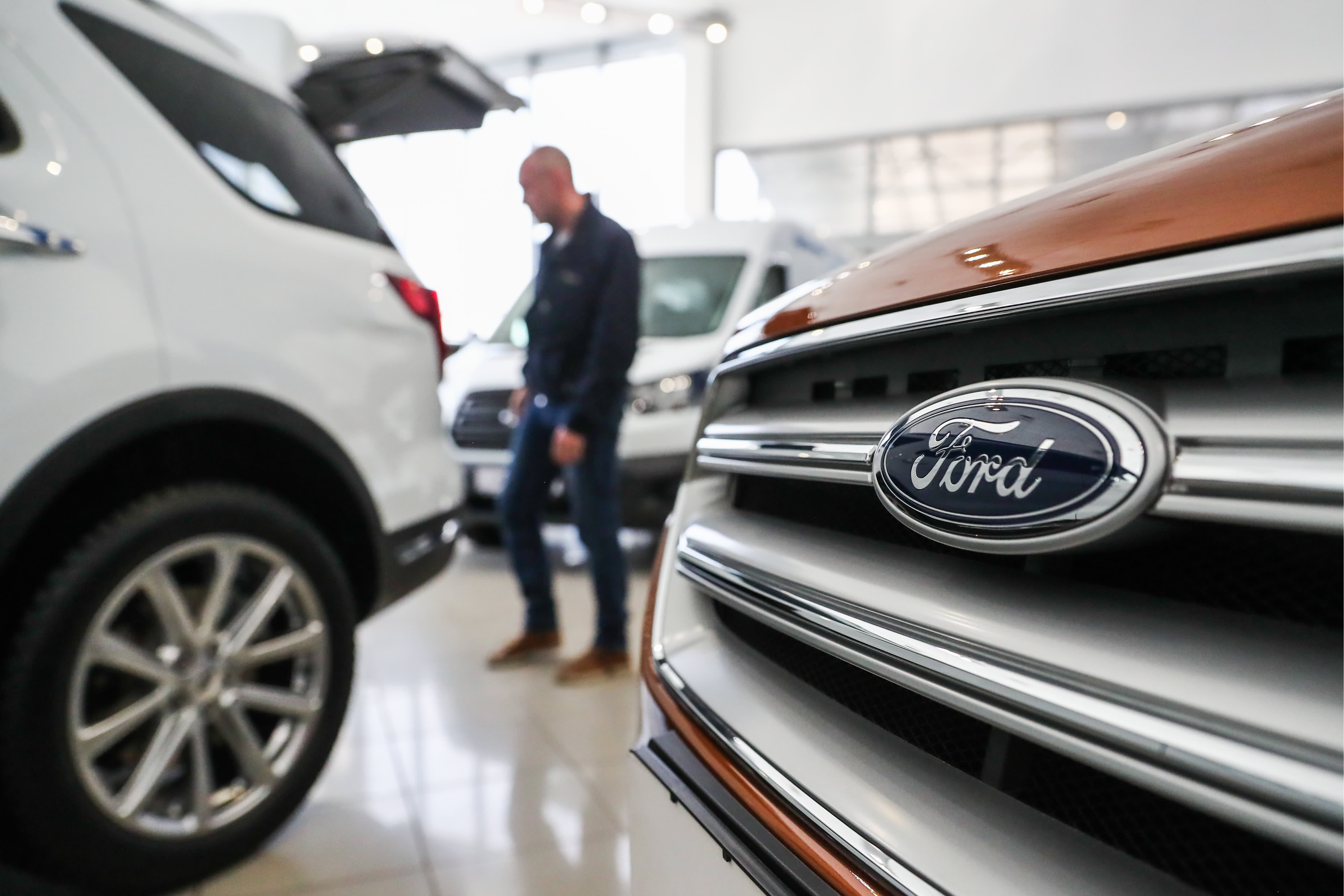Ford sells monthly vehicle subscription service to Fair