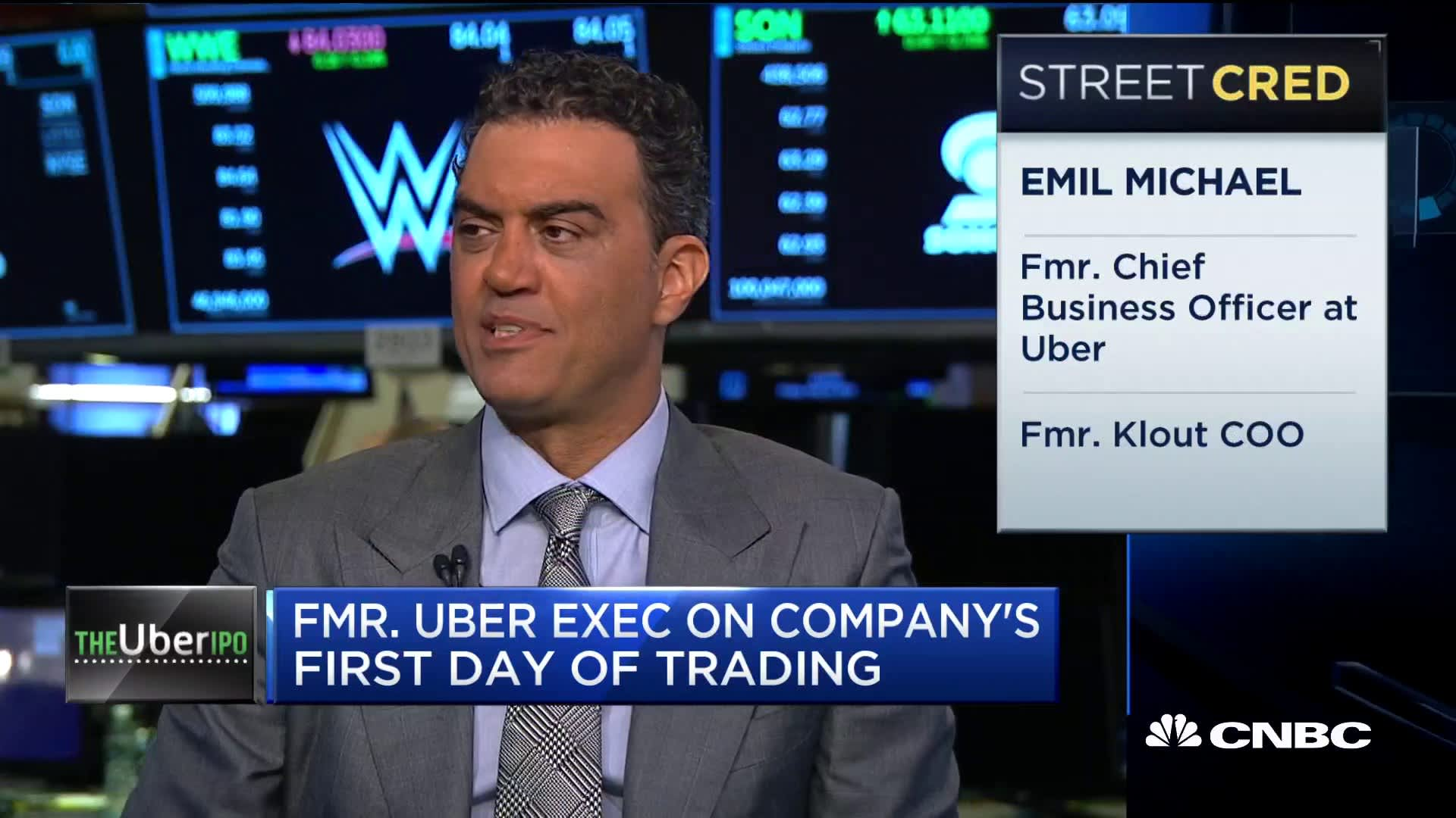 Uber's story isn't fully understood by investors yet, says former Uber exec