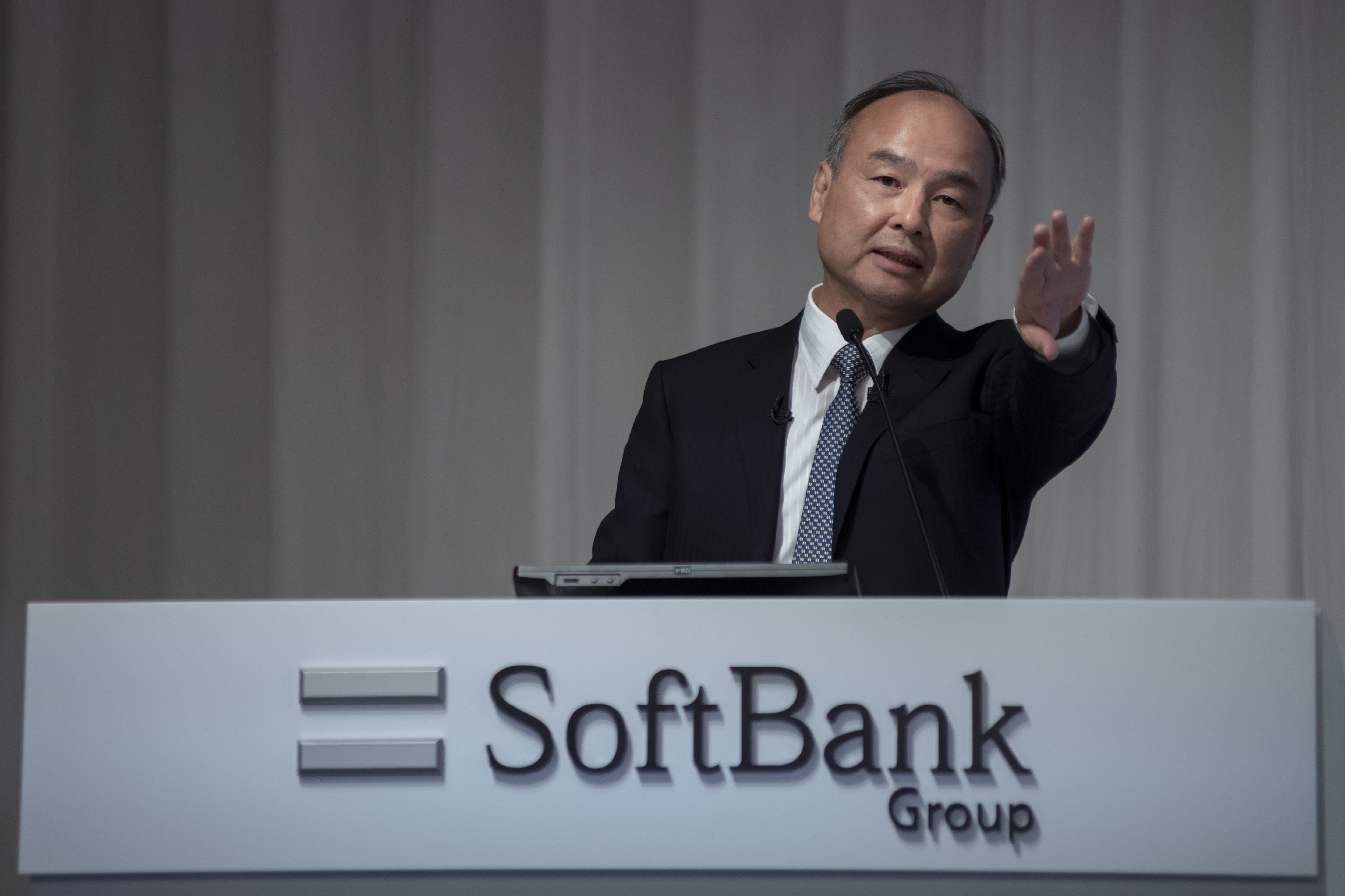 Two experts break down SoftBank's first earnings loss in 14 years