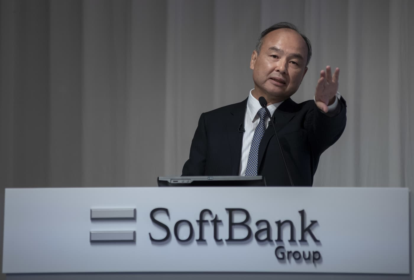 How SoftBank and its $100 billion Vision Fund has become a global start-up machine