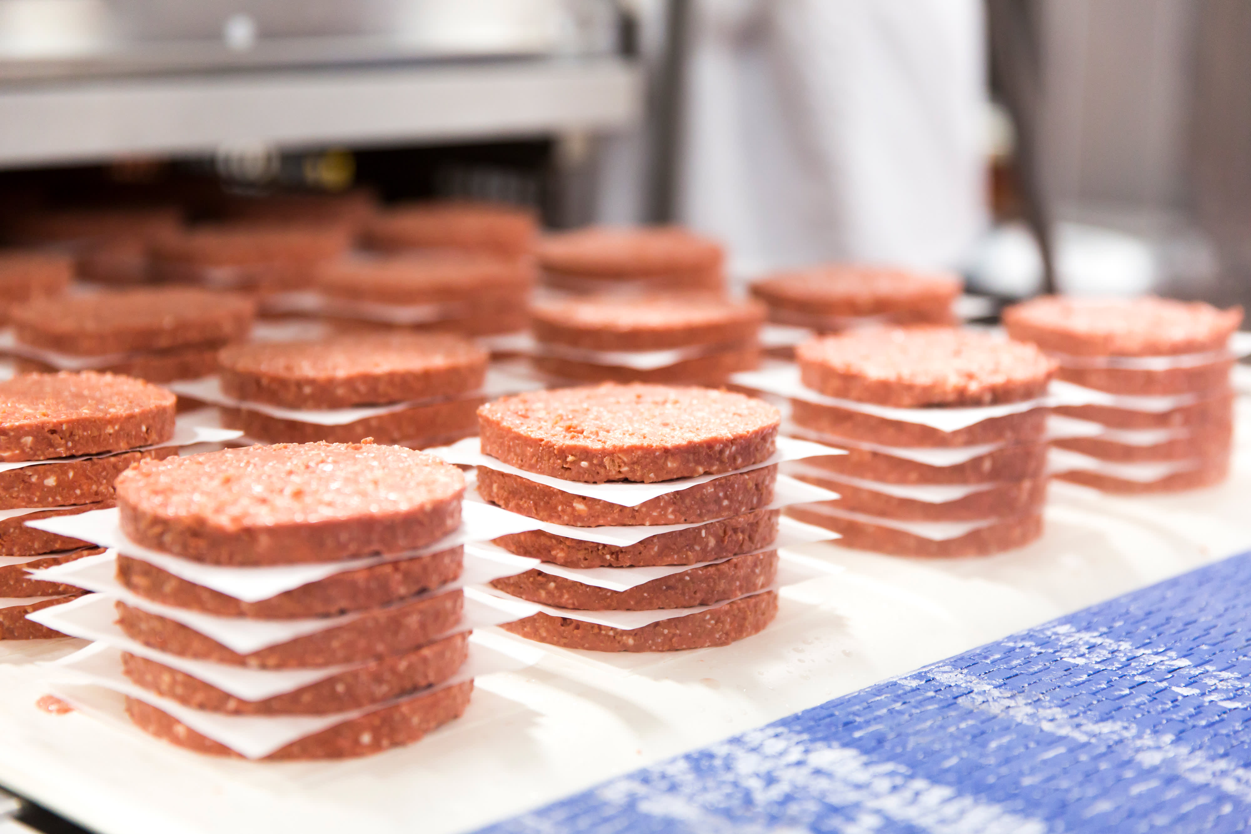 Beyond Meat rival Impossible Foods raises another $300 million
