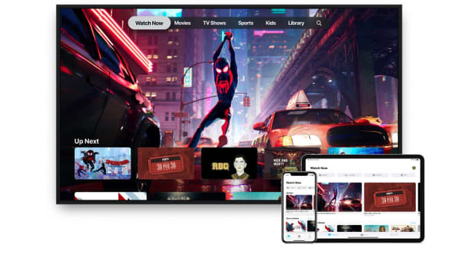 Apple Channels released in update for iPhones, iPads and