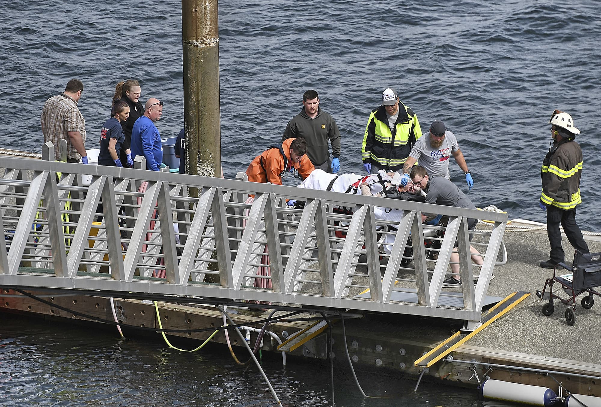 NTSB to investigate in Alaska after deadly midair sightseeing plane collision thumbnail
