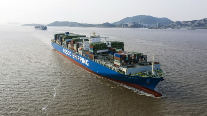 Major banks set new lending standards for shipping industry in order to cut CO2 emissions
