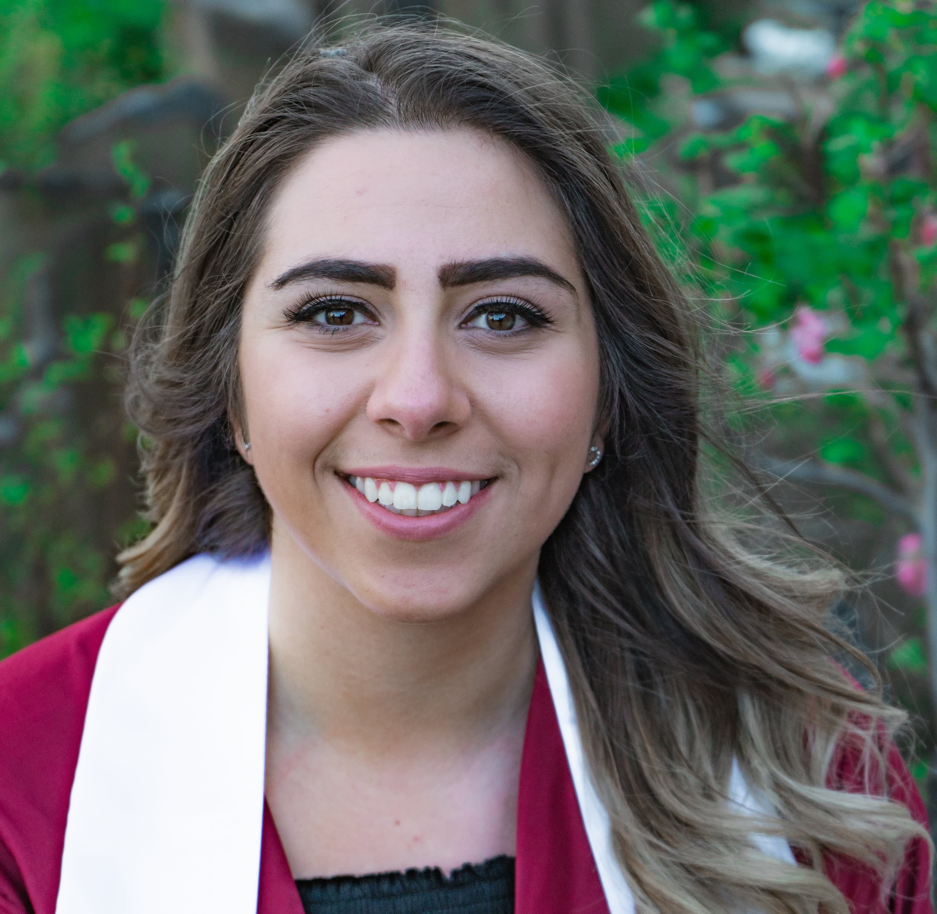 Julie Penwell, 21, plans to pursue a career in financial planning after she graduates from Central Washington University this spring.