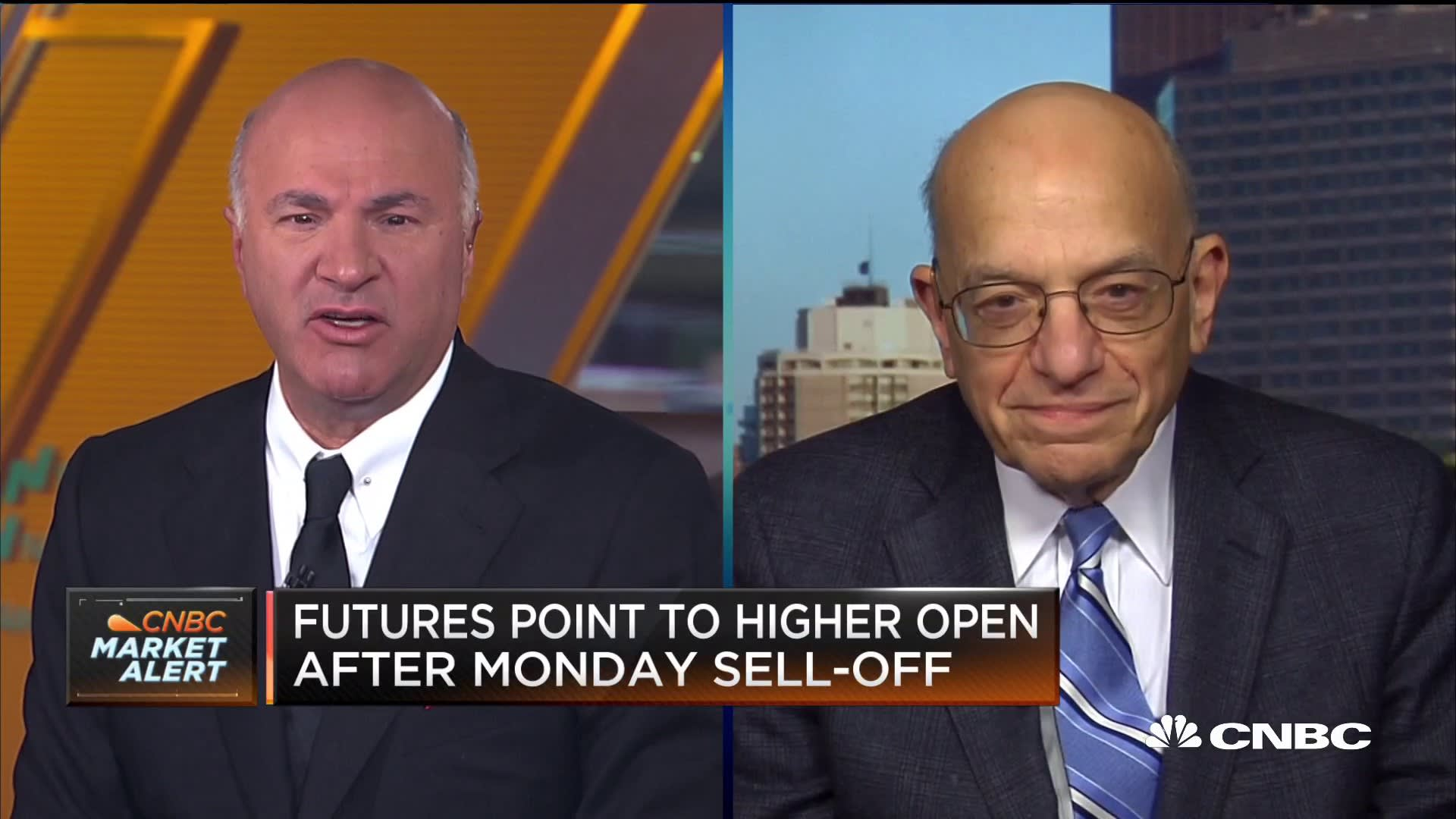 Jeremy Siegel says Trump must cut a trade deal with China to protect the two pillars his re-election case : The strong stock market and economy