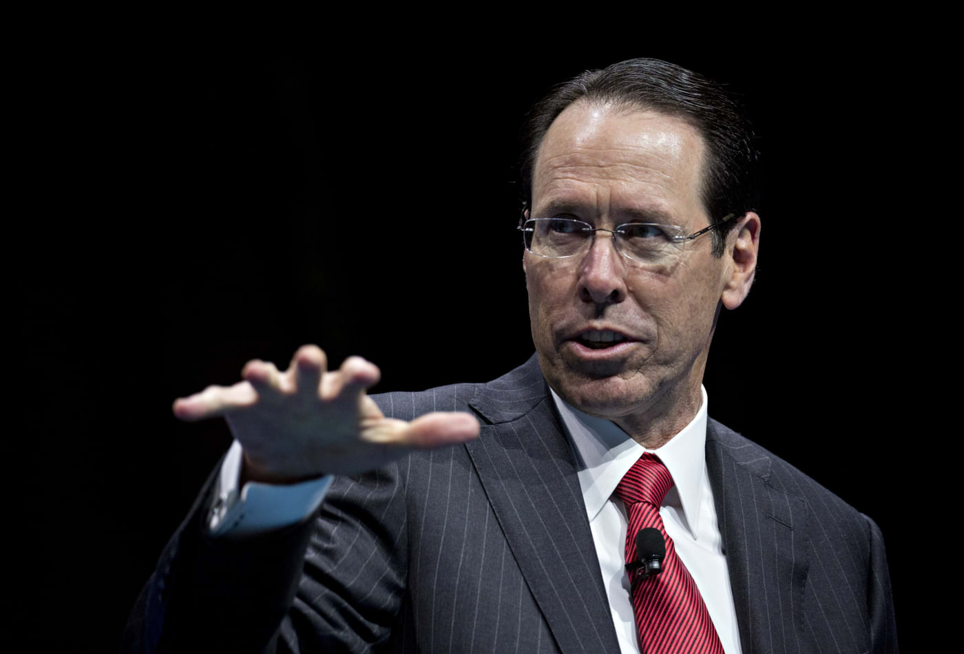 AT&T CEO Randall Stephenson is officially under fire for questionable M&A decisions