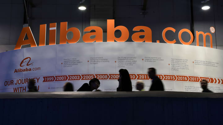 Alibaba seeks stock split to boost available shares ahead of reported Hong Kong listing