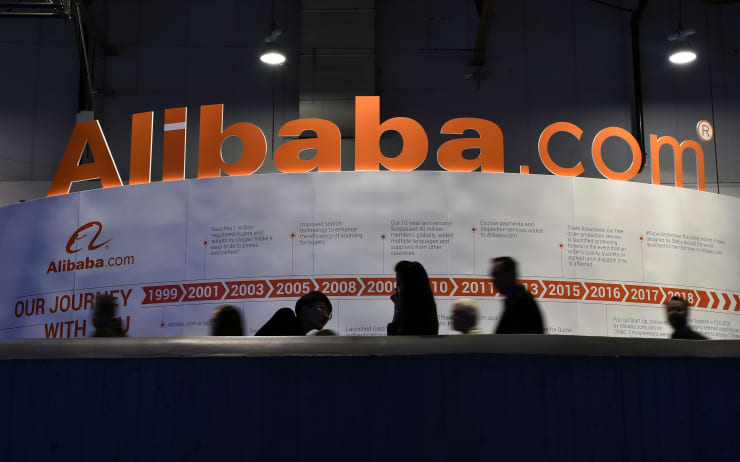ech Alibaba seeks stock split to boost available shares ahead of reported Hong Kong listing