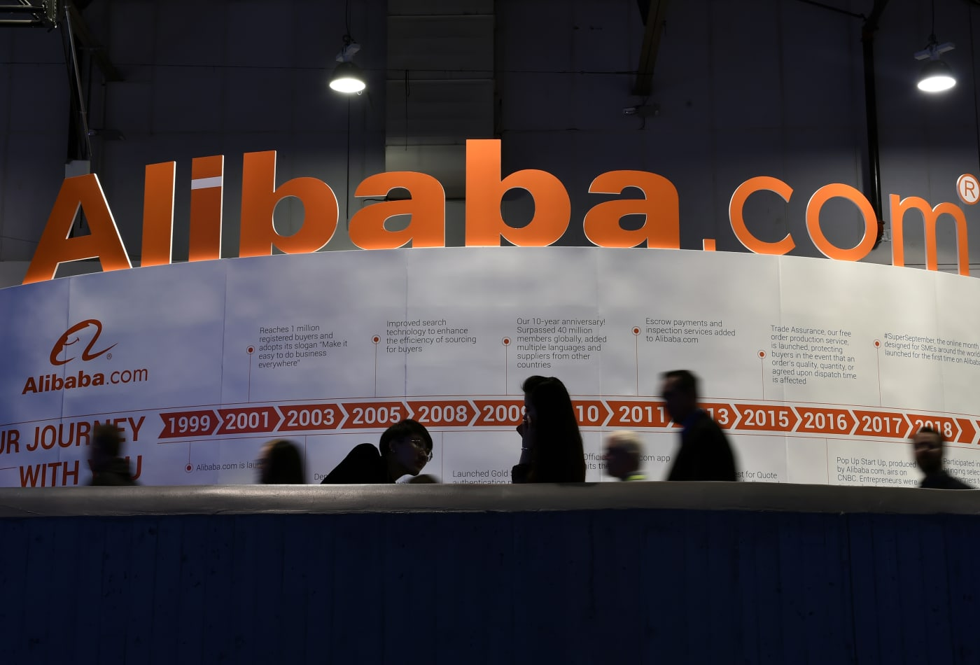 Alibaba shares in Hong Kong plunge more than 7% on probe fears; Asia-Pacific stocks higher