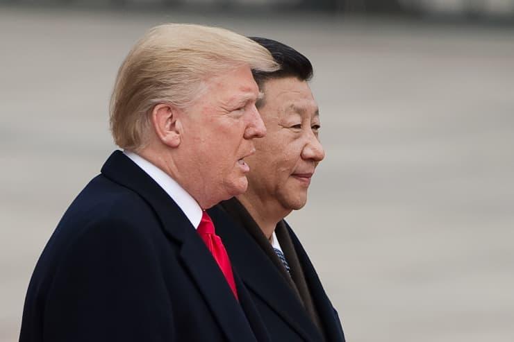 GP: Donald trump Xi Jinping US China trade
