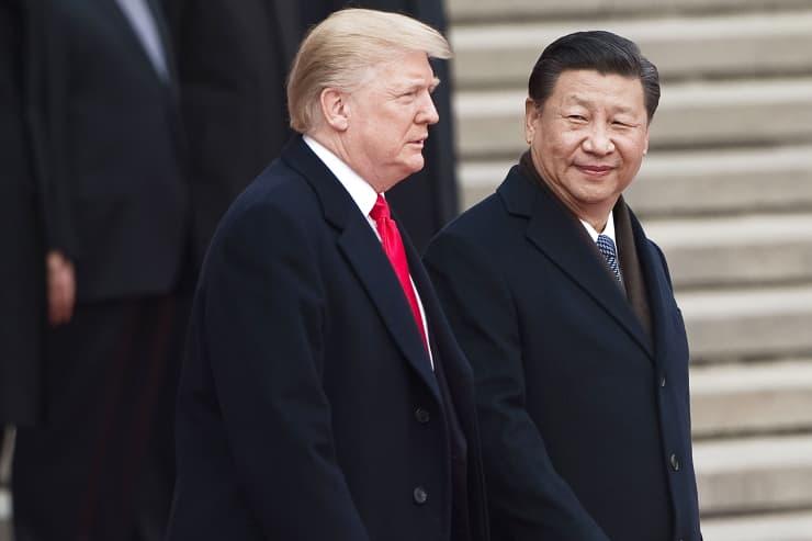 GP: Donald Trump Xi Jinping US China trade 1