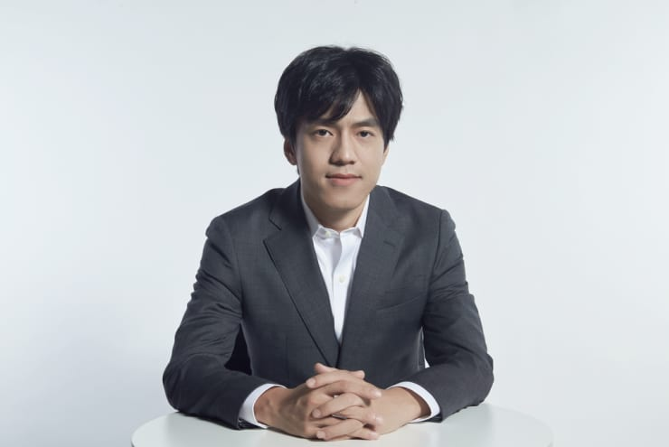 H/O Leo Zhu, CEO of Chinese AI company Yitu Technology