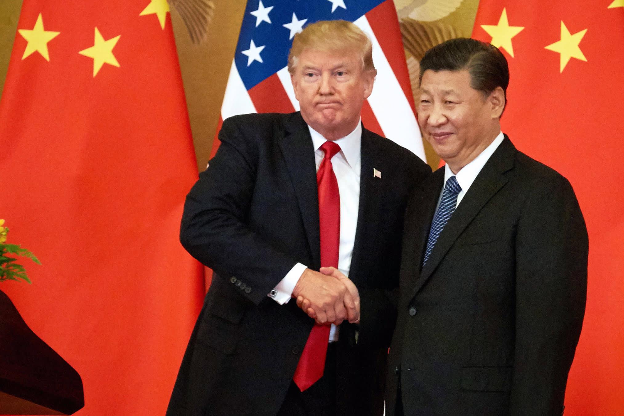 Asia Pacific stocks advance as investors await Trump-Xi meeting