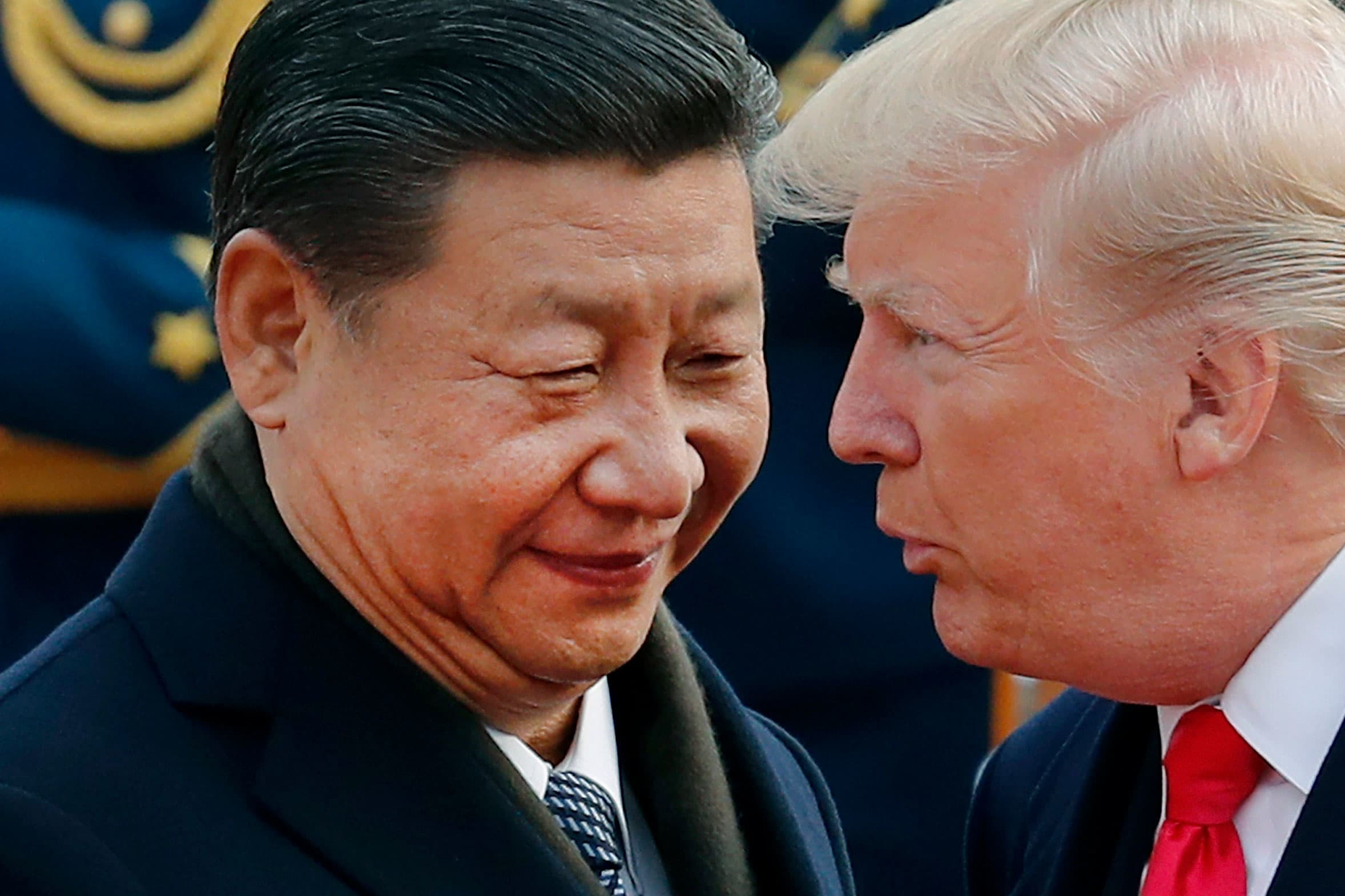 China accuses the US of 'bullying behavior'