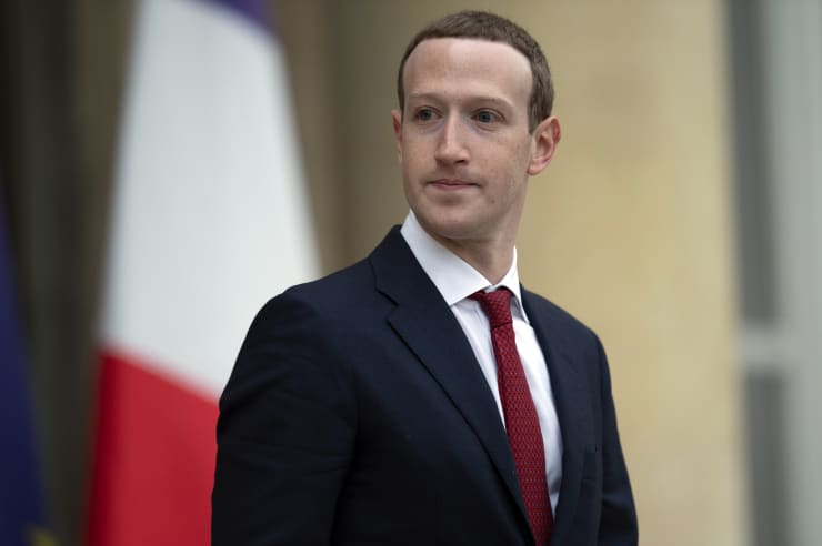 GP: Facebook CEO Mark Zuckerberg 190515