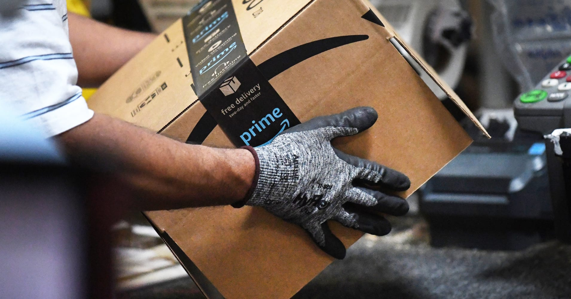 The remarkable journey of an Amazon package — here's how one-day shipping  works
