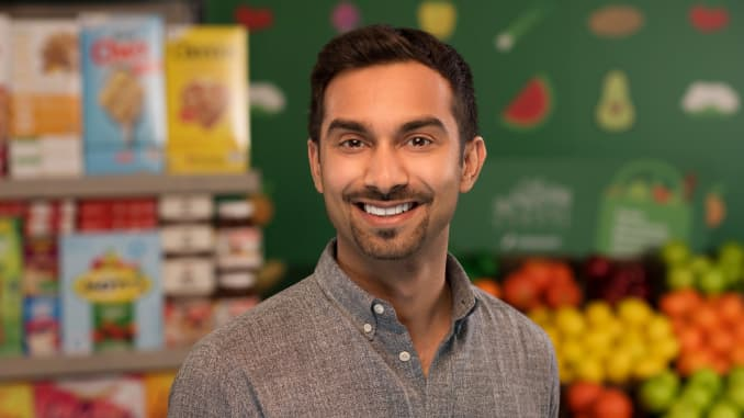 Instacart CEO Apoorva Mehta: We're ready for split from
