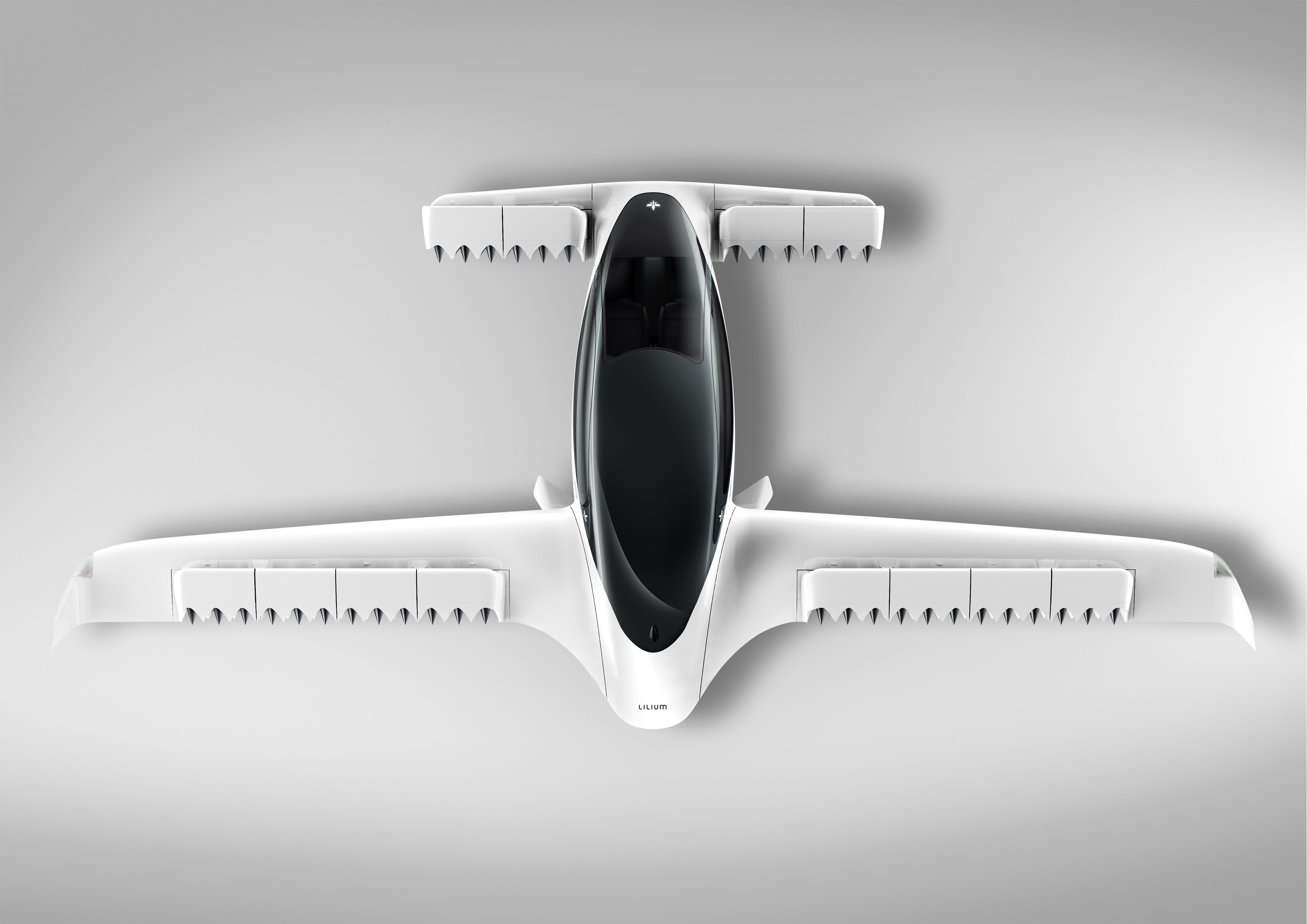 Five-seater, all-electric and jet-powered air taxi makes maiden flight