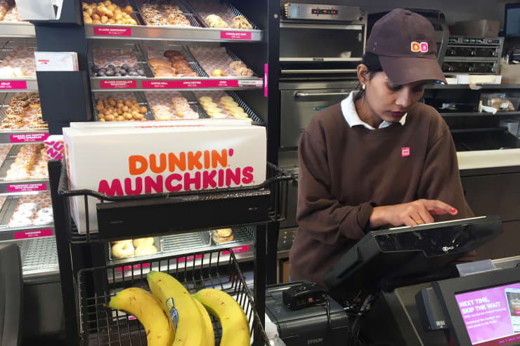 CNBC: Dunkin' location in Brooklyn 190511 1