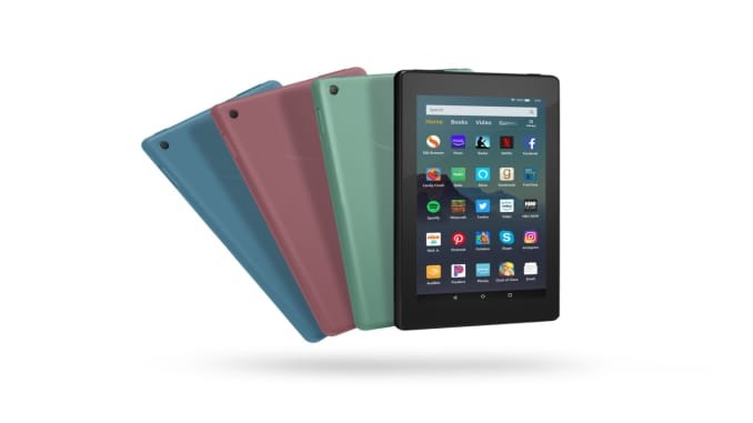Amazon announces Fire 7 tablet: Price, availability and features