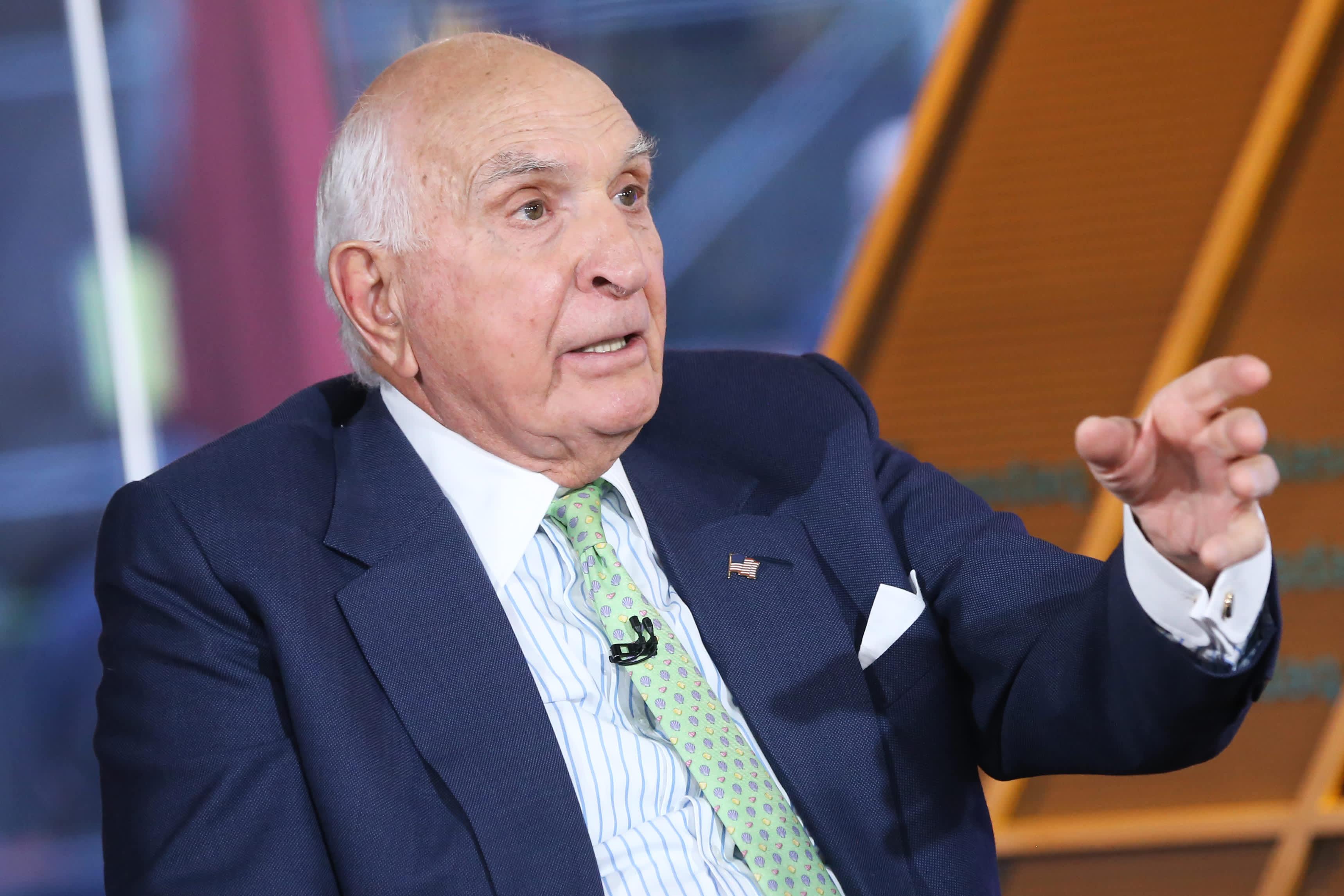 Billionaire businessman Ken Langone talks about stocks he likes, including JP Morgan and GE