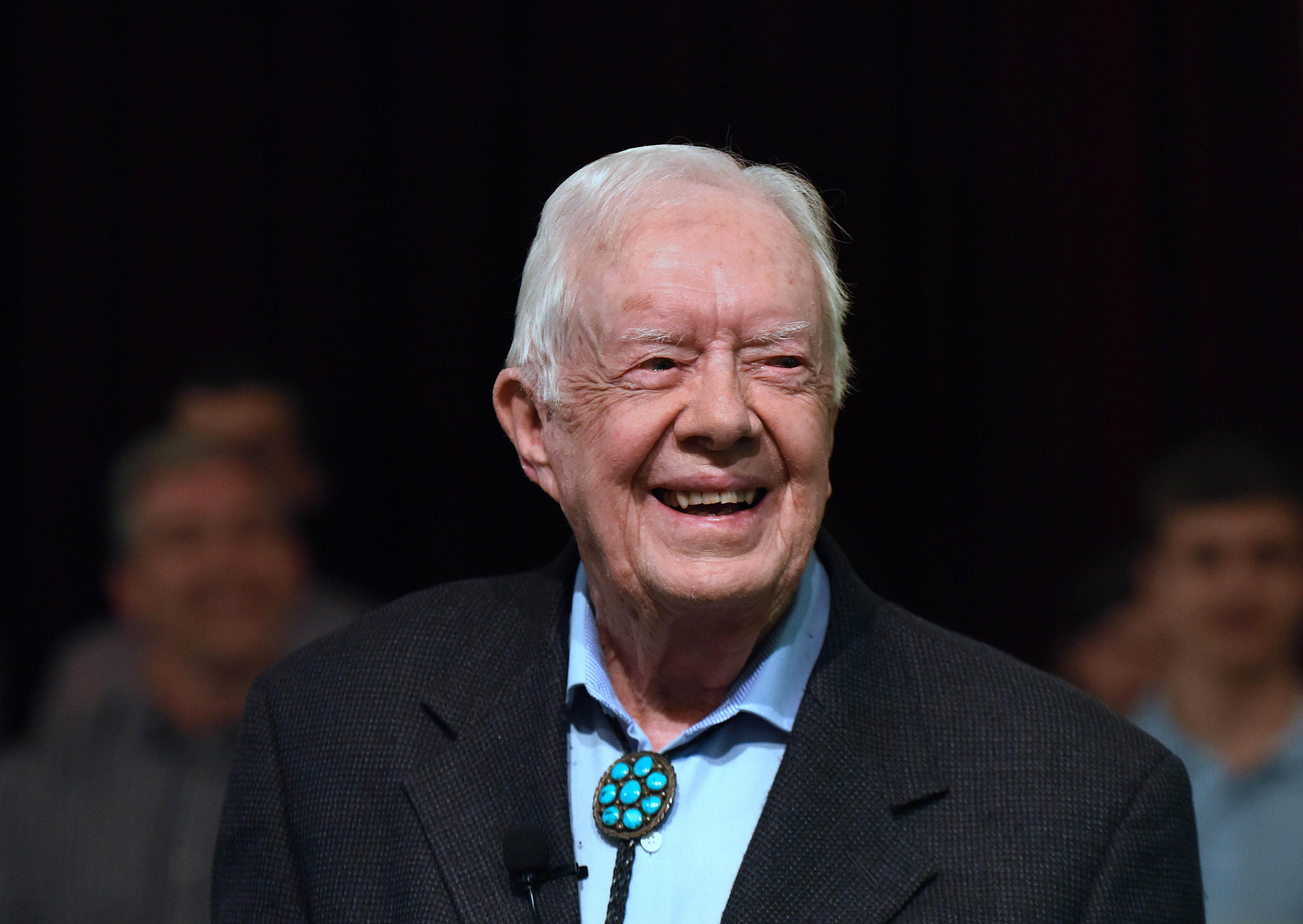 Jimmy Carter on living to 95