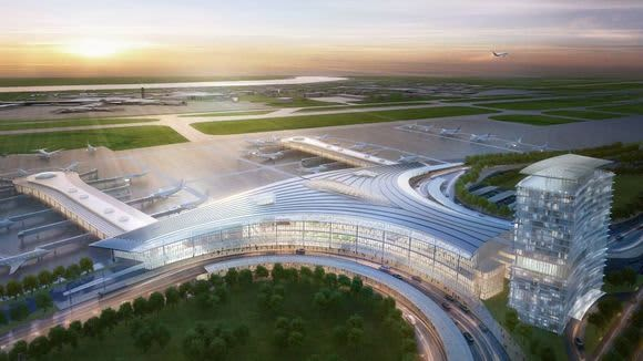 America's push to upgrade airports gains traction as New Orleans opens new terminal later this year