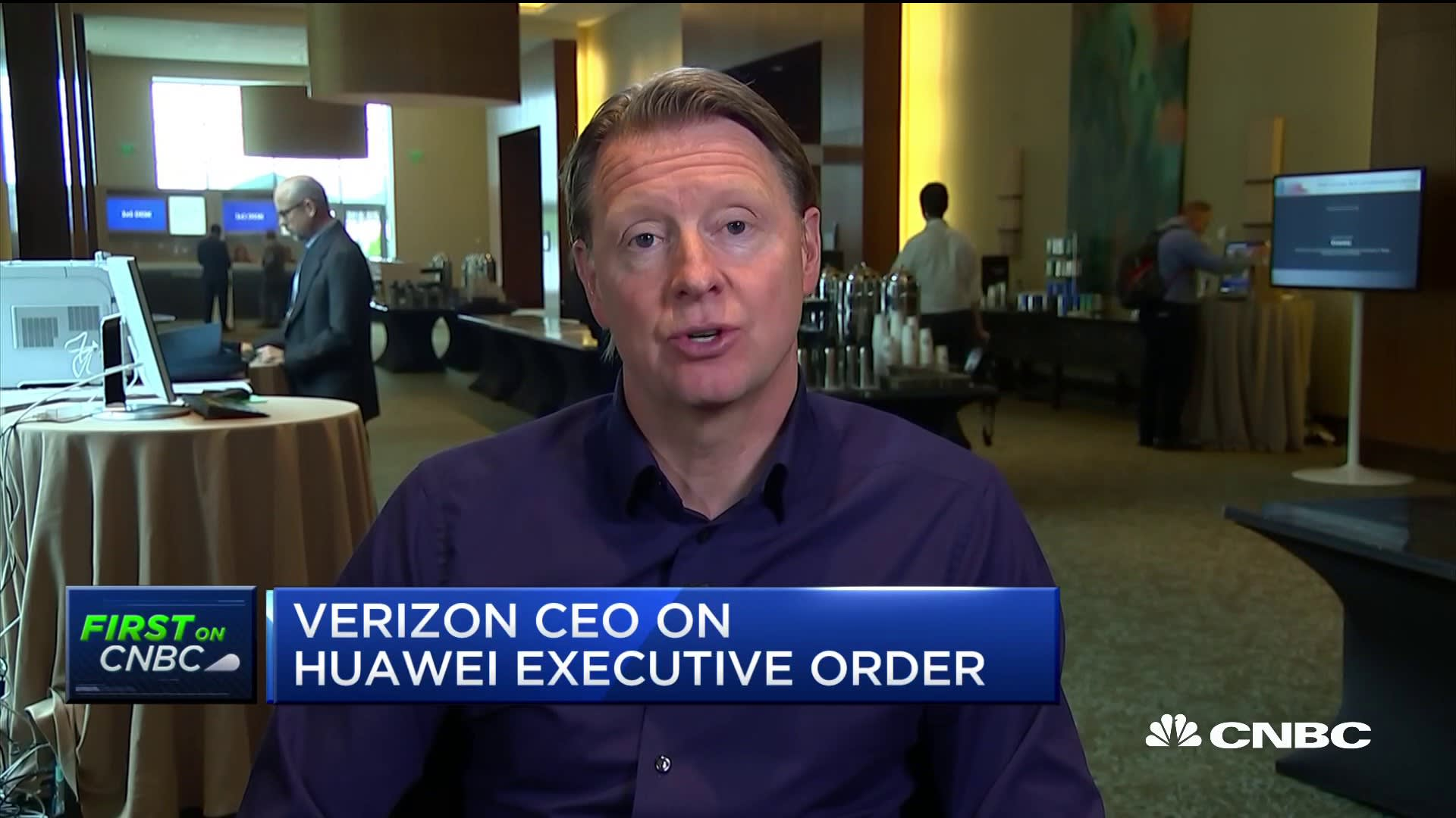 Advertisers have got lazy and must be more creative says Verizon's chief marketer