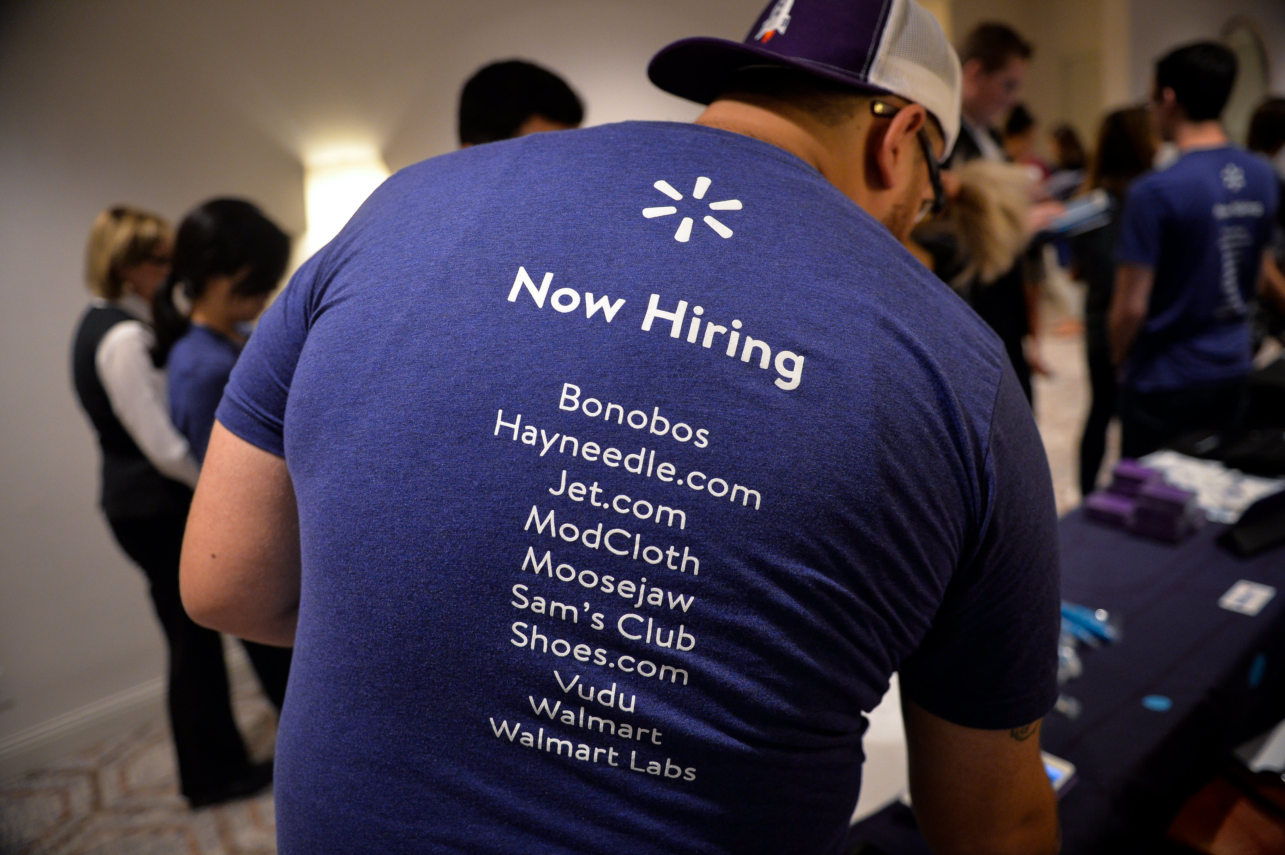 Three states, including two big ones for the 2020 election, just set new lows for unemployment